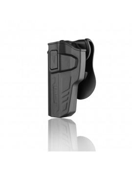 Holster Beretta 92 FS Gaucher Noir G3