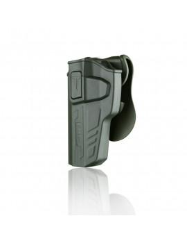 Holster Beretta 92 FS Gaucher Vert OD G3